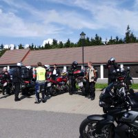 Motorradparadies-Erzgebirge on Tour